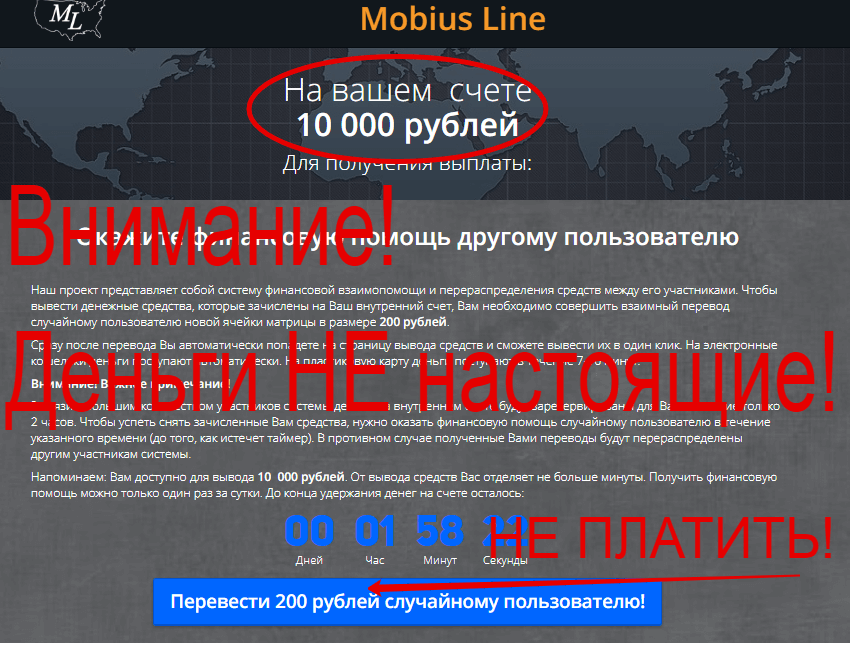 Mobius Line отзывы