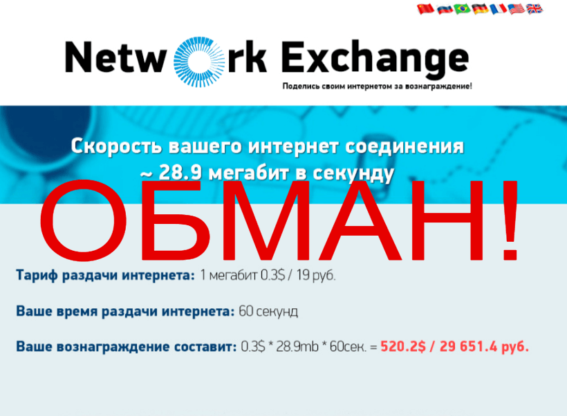 система network exchange