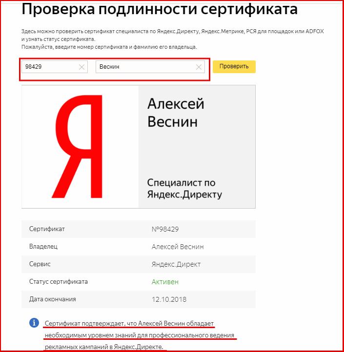 Алексей Веснин Денежный Директолог