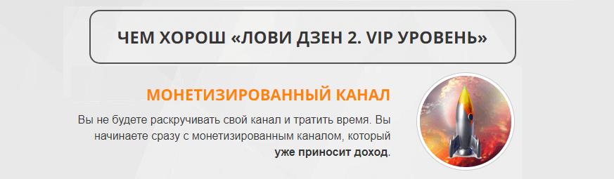 Лови Дзен Вика Самойлова Vip уровень