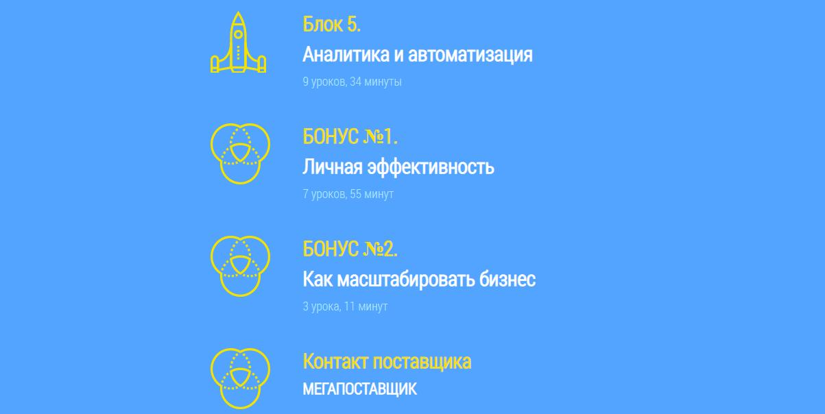 Курс Вершина Пахомов Игорь отзывы