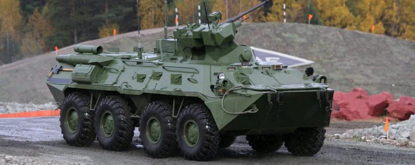 Обзоры военной техники