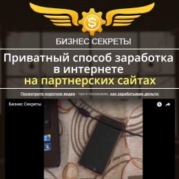 Бизнес Секреты [Лохотрон] – автор Константин Тимофеев