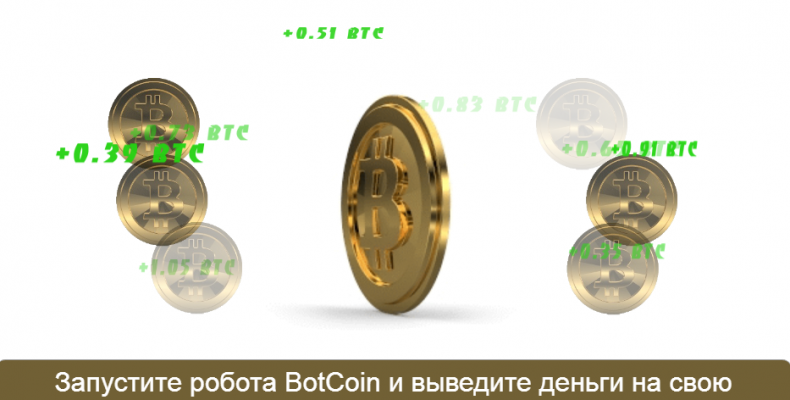 BotCoin [Лохотрон] — Система автодохода от 0,06 BTC в день