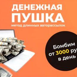 Денежная Пушка [Проверено] – отзывы о заработке 3000 рублей в день