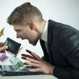 Как мошенники обманывают с помощью электронного кошелька?
