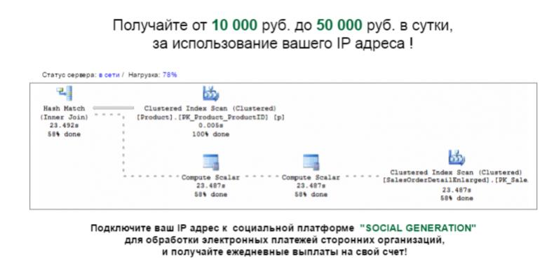 Social Generation — [Лохотрон], Разоблачение Платформы по Обработке Платежей