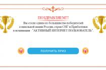 Активный интернет пользователь [Лохотрон] — отзывы об участии в социальной акции
