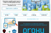 PROXY [Лохотрон] биржа купли продажи proxy отзывы